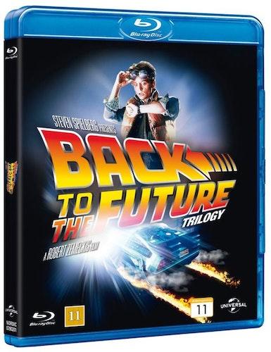 Back to the future 1-3 Box bluray