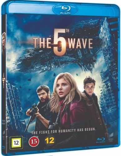 The 5th wave bluray