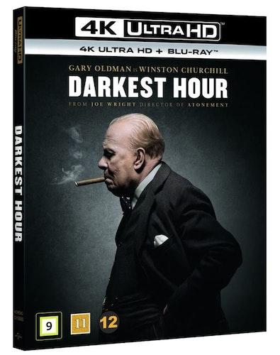 Darkest Hour 4K Ultra HD Bluray