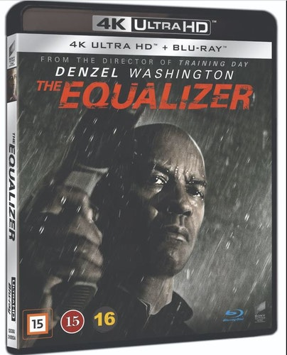The Equalizer 4K UHD bluray