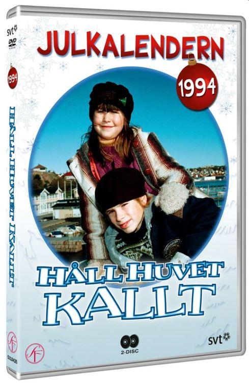 Julkalender Håll huvet kallt 1994 DVD