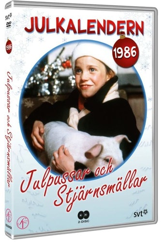 Julkalender Julpussar och Stjärnsmällar 1986 DVD