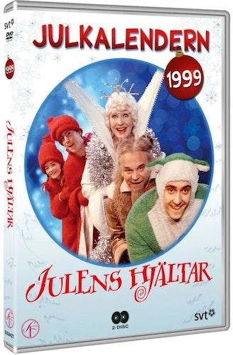 Julkalender Julens hjältar 1999 DVD