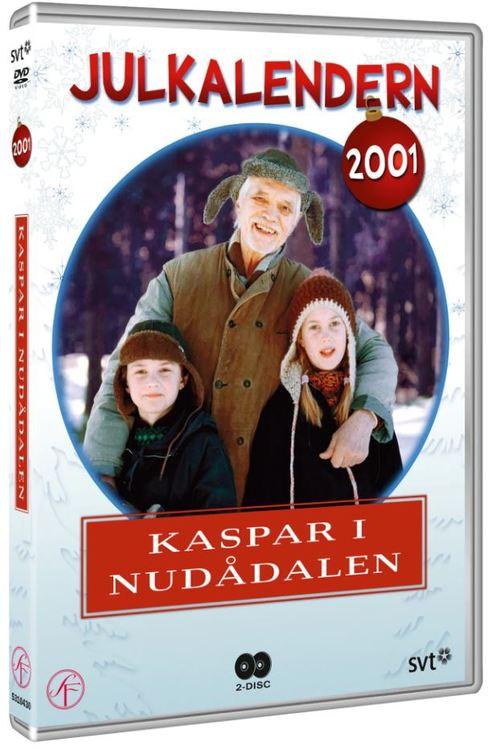 Julkalender Kaspar i Nudådalen 2001 DVD