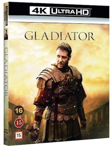 Gladiator 4K UHD bluray