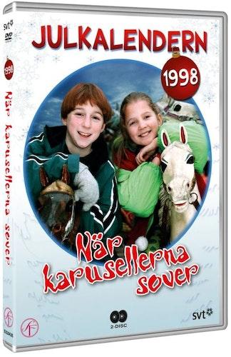 Julkalender När karusellerna sover 1998 DVD