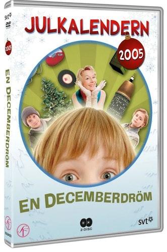 Julkalender En decemberdröm 2005 DVD