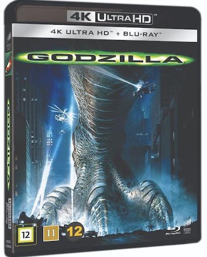 Godzilla 4K UHD bluray