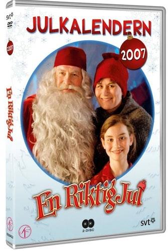 Julkalender En riktig jul 2007 DVD