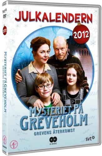 Julkalender Mysteriet på Greveholm: Grevens återkomst 2012 DVD