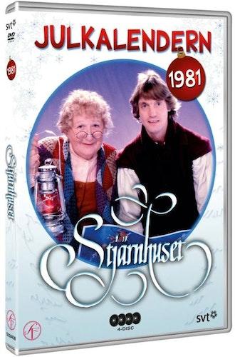 Julkalender Stjärnhuset 1981 DVD
