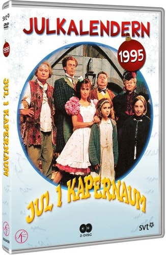 Julkalender Jul I Kapernaum 1995 DVD