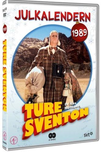 Julkalender Ture Sventon 1989 DVD