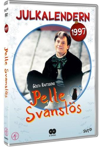 Julkalender Pelle Svanslös 1997 DVD
