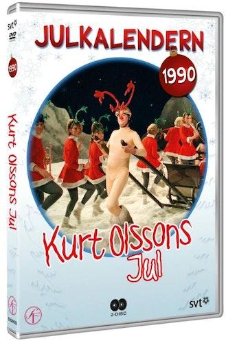 Julkalender Kurt Olsson 1990 DVD