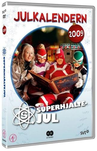 Julkalender Superhjältejul 2009 DVD