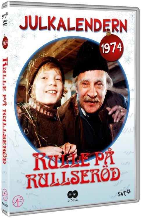 Julkalender Rulle på Rullseröd 1974 DVD