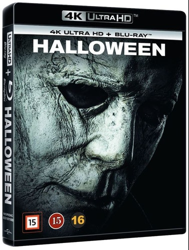 HALLOWEEN 4K UHD bluray