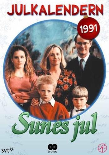 Julkalender Sunes jul 1991 DVD