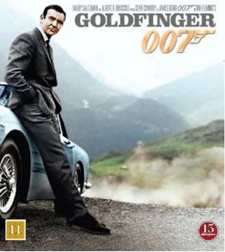 007 James Bond - Goldfinger bluray