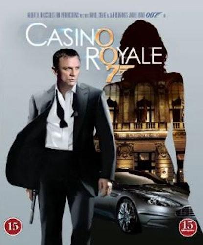 007 James Bond - Casino Royale bluray