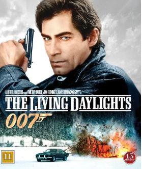 007 James Bond - The living daylights/Iskallt uppdrag bluray