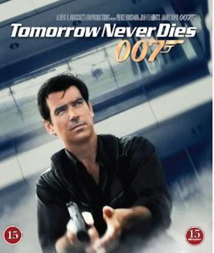 007 James Bond - Tomorrow never dies bluray