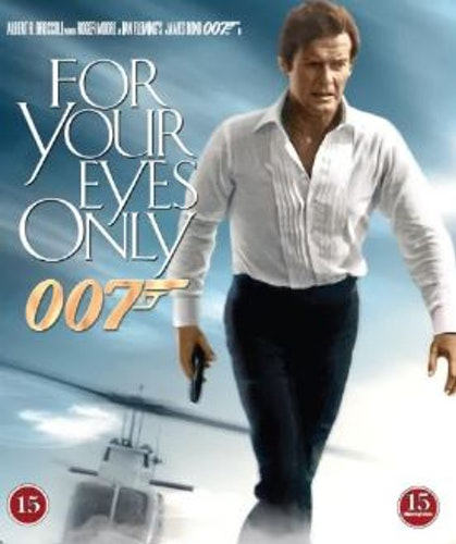 007 James Bond - For your eyes only bluray