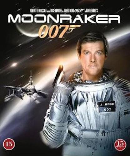 007 James Bond - Moonraker bluray