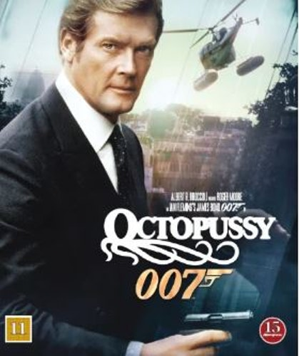 007 James Bond - Octopussy bluray