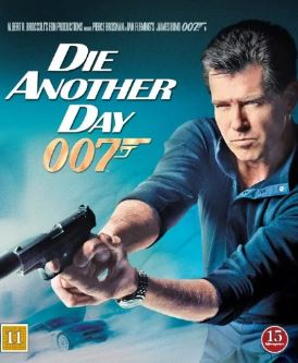 007 James Bond - Die another day bluray