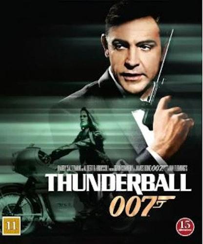007 James Bond - Thunderball/Åskbollen bluray