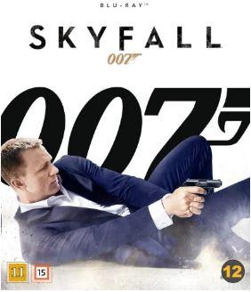 007 James Bond - Skyfall bluray