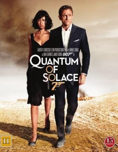 007 James Bond - Quantum of solace bluray