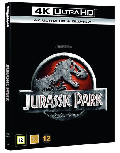 Jurassic Park 4K UHD bluray