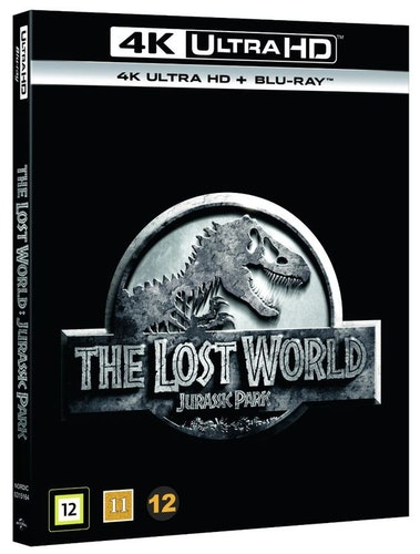 Jurassic Park: The Lost World 4K UHD bluray
