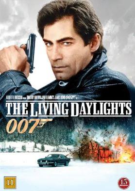 007 James Bond - The living daylights/Iskallt uppdrag DVD