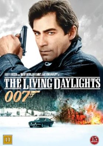 007 James Bond - The living daylights DVD