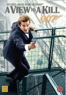 007 James Bond - A view to a kill DVD