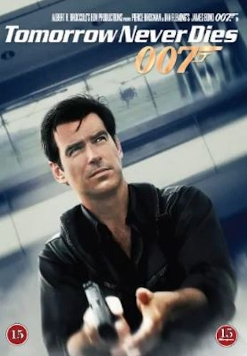 007 James Bond - Tomorrow never dies DVD
