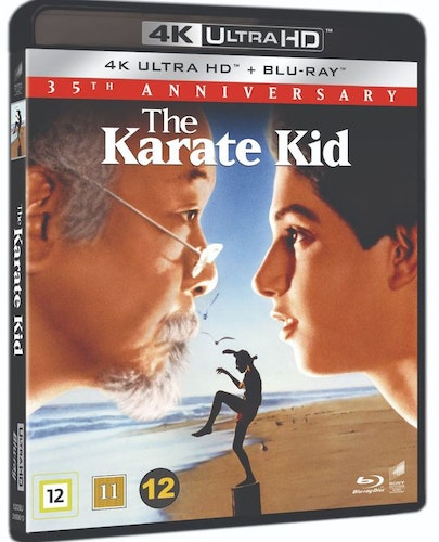 Karate kid (1984) 4K UHD bluray