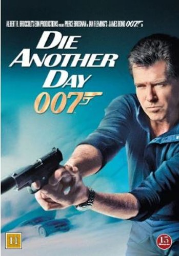 007 James Bond - Die another day DVD