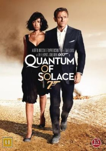 007 James Bond - Quantum of solace DVD