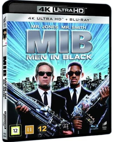 Men in Black 4K UHD bluray
