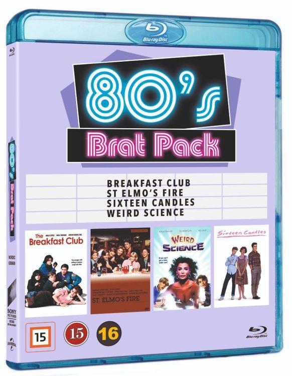 80'S Brat Collection (import med svensk text)
