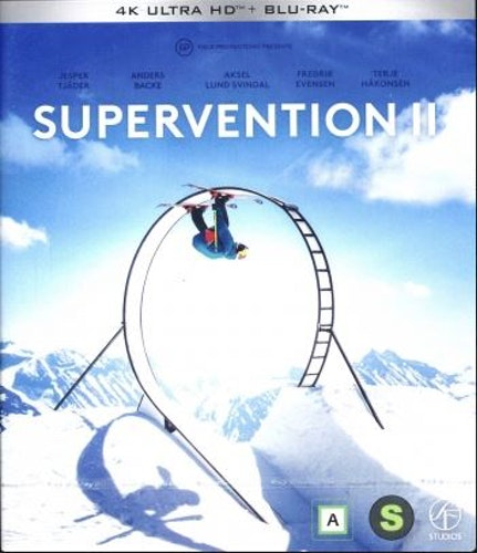 Supervention 2 4K UHD bluray