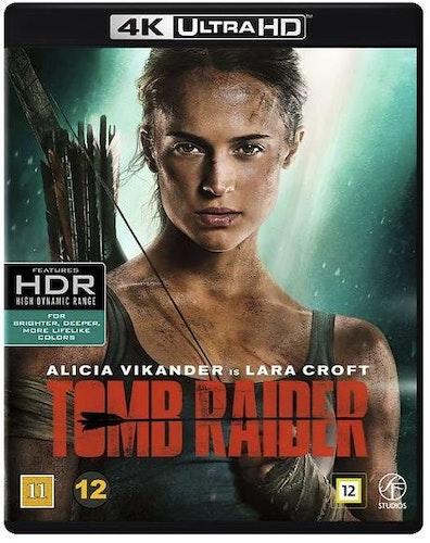 Tomb Raider 4K UHD bluray
