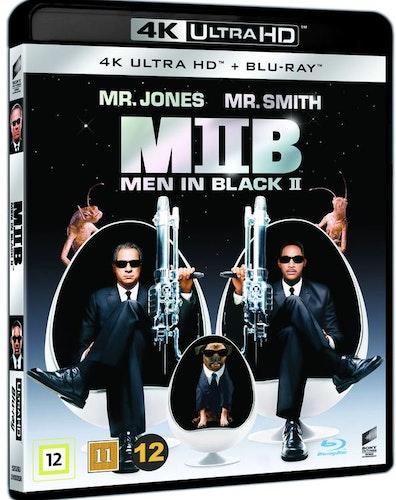 Men in Black II 2 4K UHD bluray