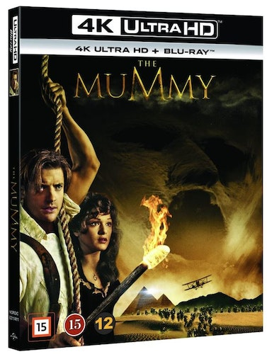 The Mummy (1999) 4K UHD bluray