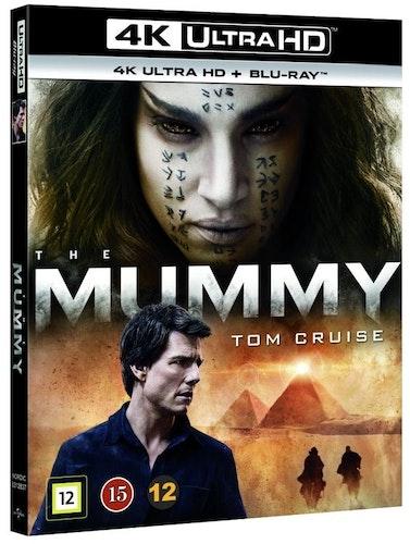 The Mummy (2017) 4K UHD bluray